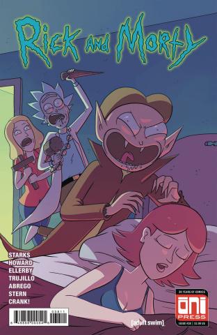 Rick and Morty #38