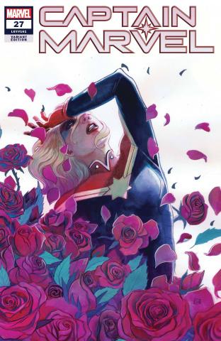 Captain Marvel #27 (Hans Cover)