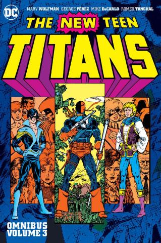 The New Teen Titans Vol. 3 (Omnibus)