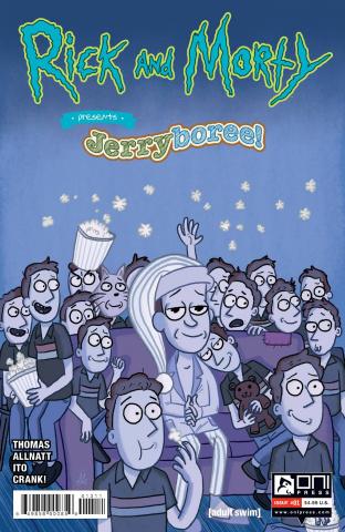Rick and Morty Presents Jerryboree #1 (Allnatt Cover)