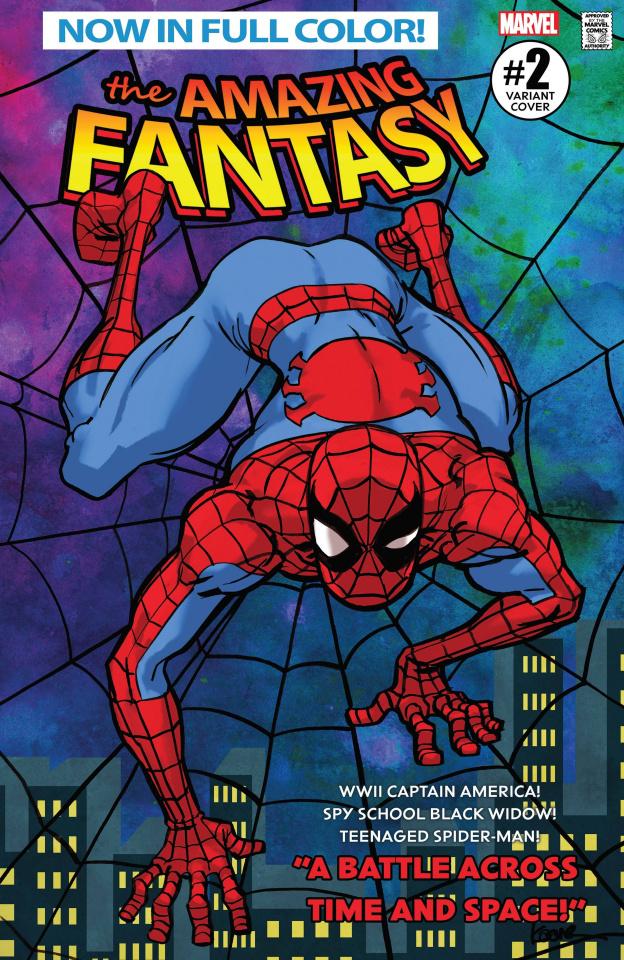 Amazing Fantasy #2 (Andrews Cover)