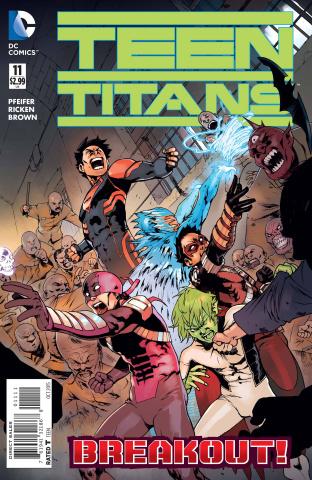 Teen Titans #11