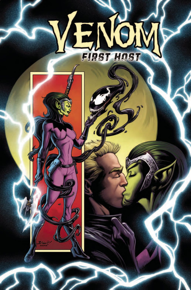 Venom: First Host #3