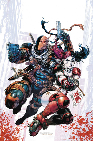 Deathstroke Vol. 3: Suicide Run
