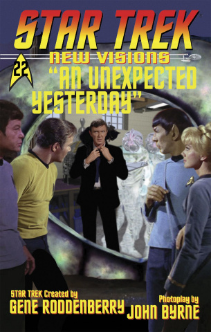 Star Trek: New Visions - An Unexpected Yesterday