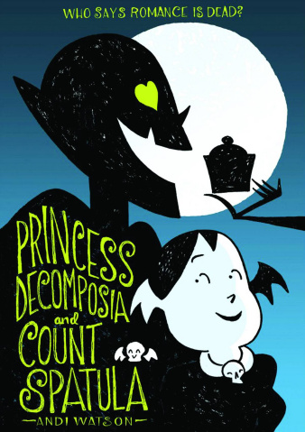 Princess Decomposia and Count Spatula