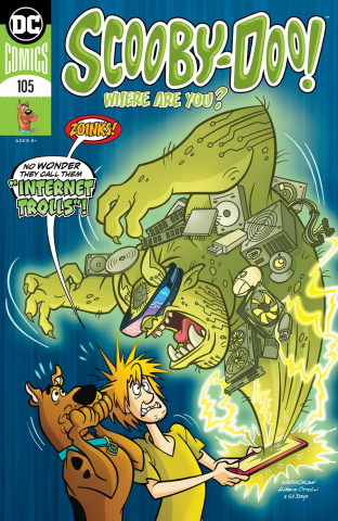 Scooby-Doo! Where Are You? #105