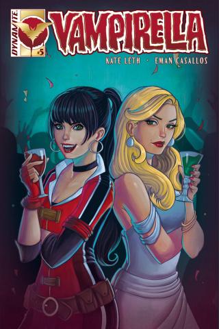 Vampirella #5 (Zullo Cover)