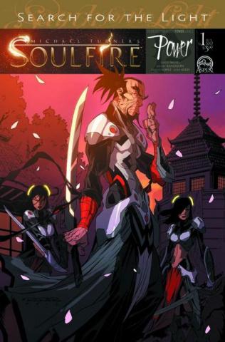 Soulfire: Power #1 (Randolph Cover)
