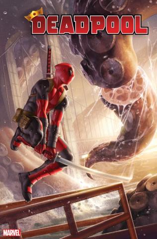 Deadpool #1 (Junggeun Yoon Cover)