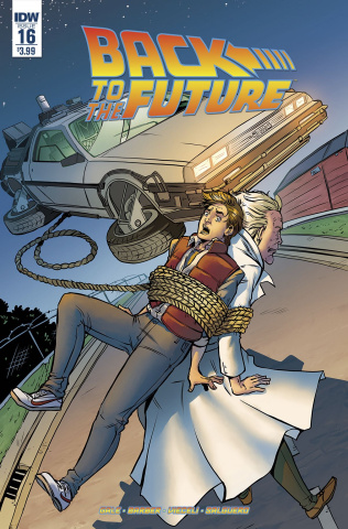 Back to the Future #16