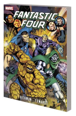 FF by Jonathan Hickman Vol. 3