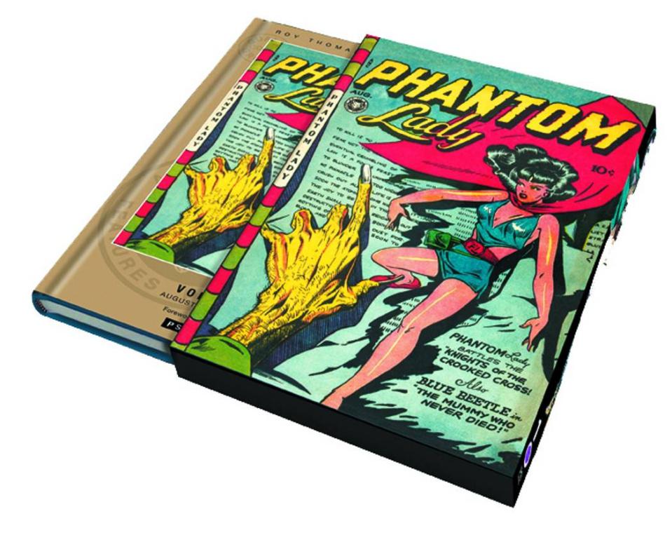 The Phantom Lady Vol. 1 (Slipcase Edition)