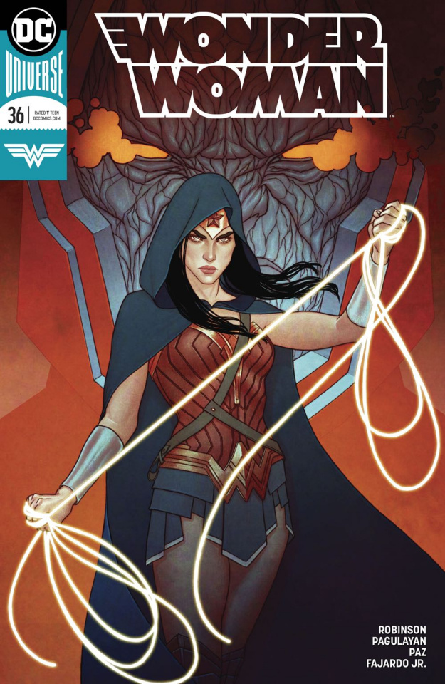 Wonder Woman #36 (Variant Cover)