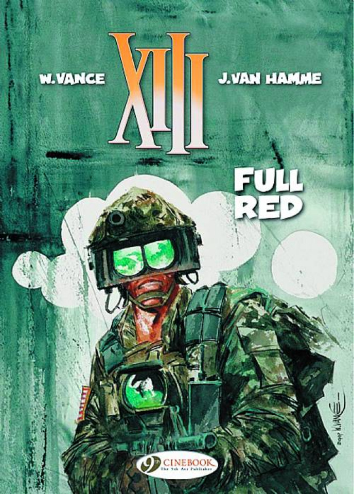 XIII Vol. 5: Full Red