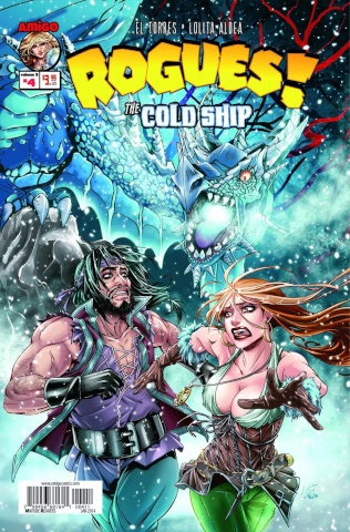 Rogues! #4: The Cold Ship