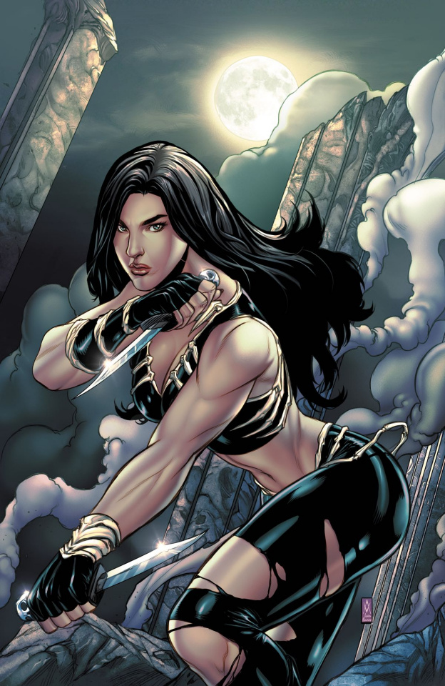 Grimm Fairy Tales: Dance of the Dead #2 (Murti Cover)