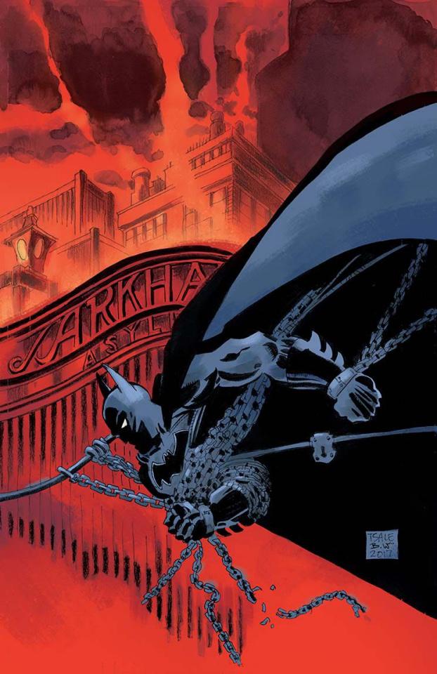 Batman #17 (Variant Cover)