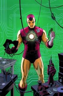 Hawkeye #10 (Many Armors Variant)