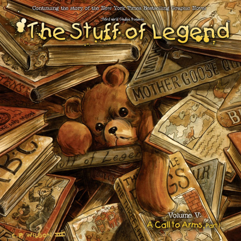 The Stuff of Legend: A Call To Arms #1