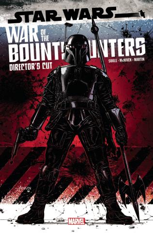 Star Wars: Bounty Hunters Alpha #1 (Director's Cut)
