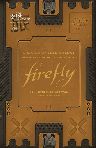 Firefly: The Unification War (Deluxe Edition)