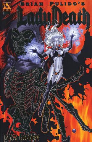 Lady Death: Death Goddess (Platinum Foil Cover)