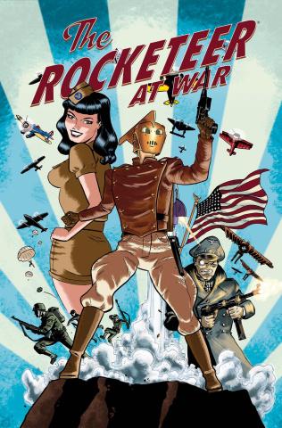 The Rocketeer At War Vol. 1