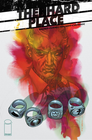 The Hard Place #5 (Stelfreeze Cover)