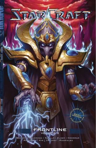 StarCraft: Frontline Vol. 4