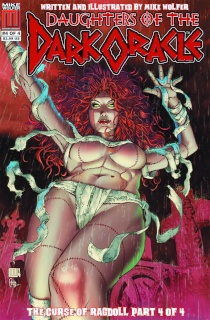 Daughters of the Dark Oracle #4 (Curse of the Ragdoll)