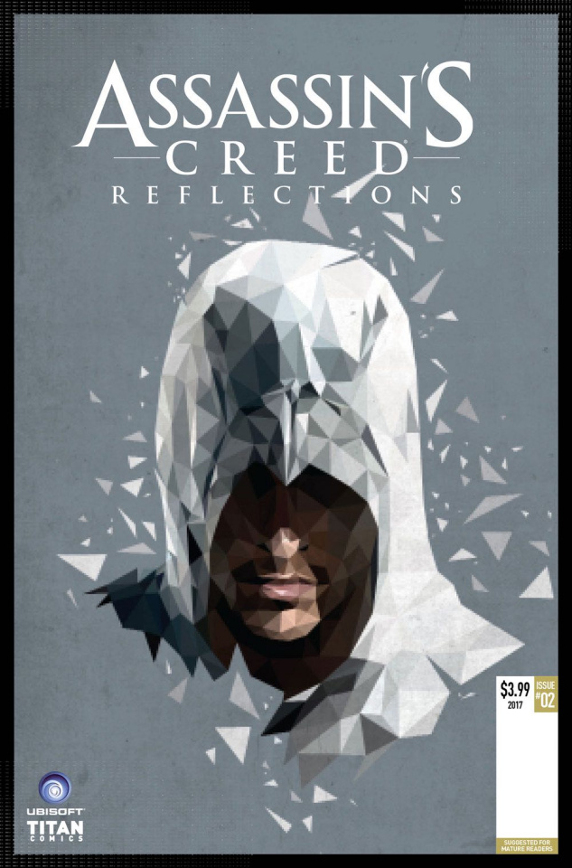 Assassin's Creed: Reflections #2 (Sunsetagain Cover)