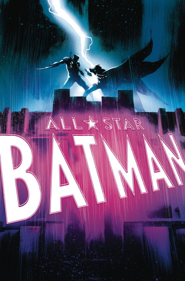 All-Star Batman Vol. 3: First Ally (Rebirth)
