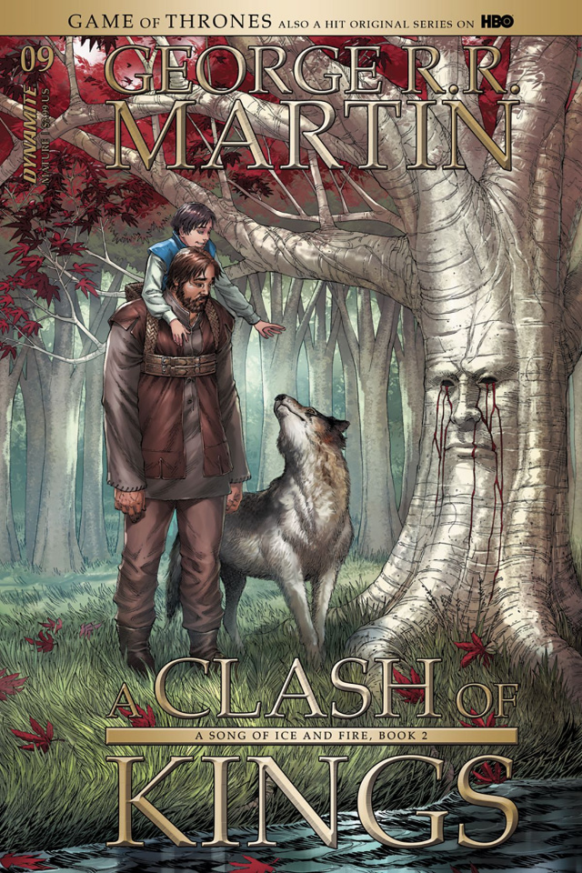 A Game of Thrones: A Clash of Kings #9 (Miller Cover)