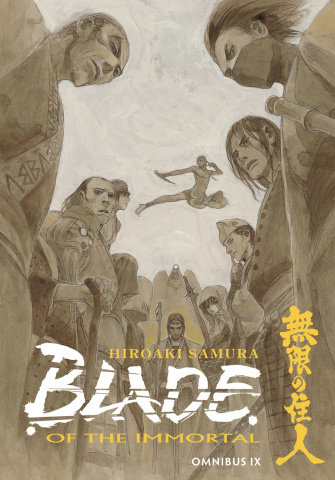 Blade of the Immortal Vol. 9 (Omnibus)