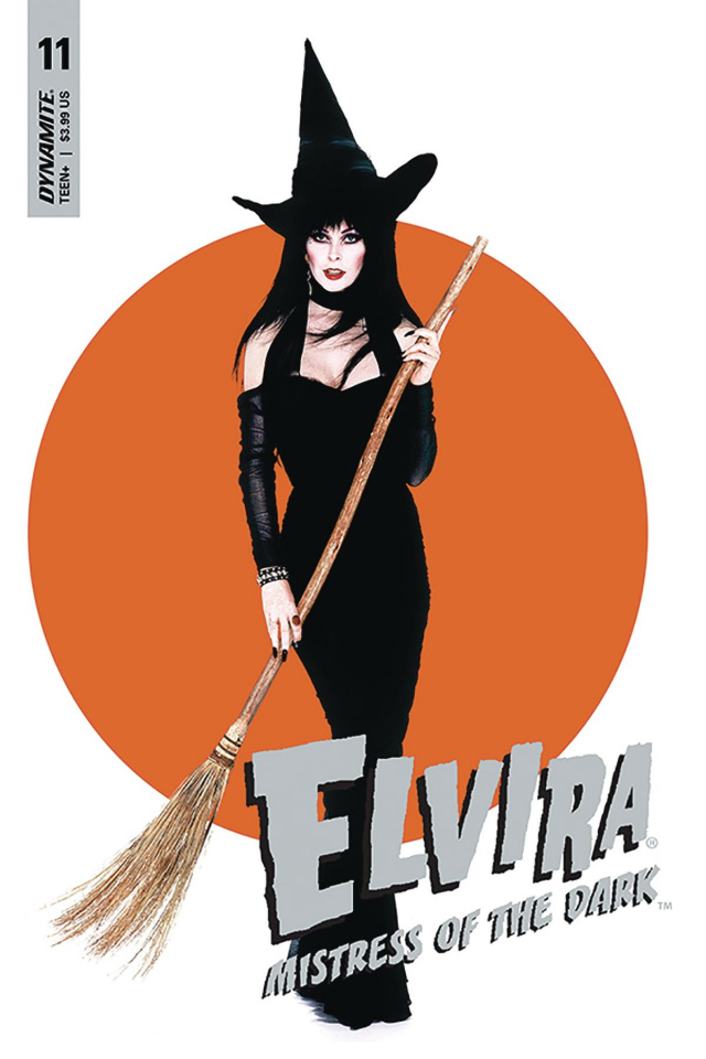 Elvira: Mistress of the Dark #11 (Photo Cover)