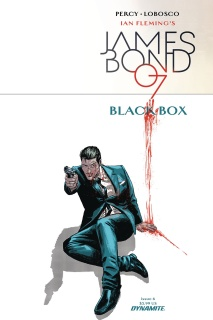 James Bond: Black Box #6 (Masters Cover)