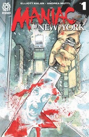Maniac of New York #1 (Mutti Cover)