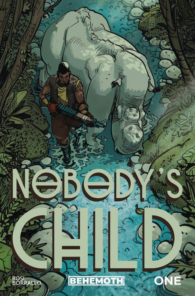 Nobody's Child #1 (Borrallo Cover)