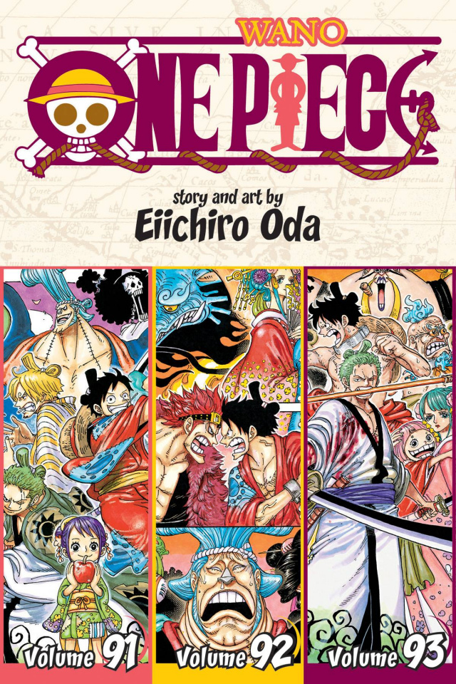 One Piece Vol. 31 (3-In-1 Edition)