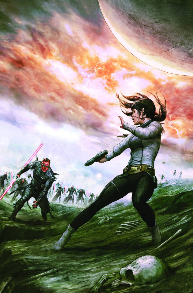 Star Wars: Legacy II #17