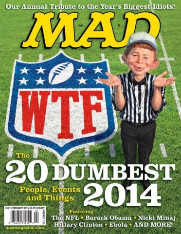 MAD Magazine #531