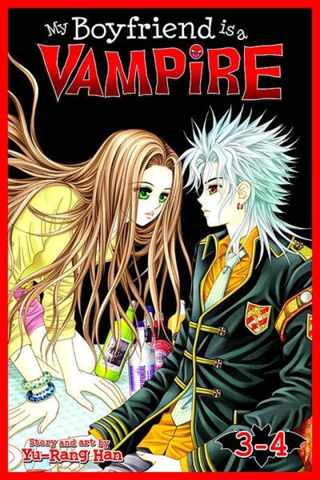 My Boyfriend is a Vampire Vol. 2