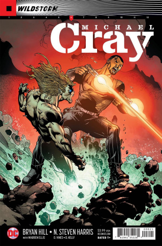 Wildstorm: Michael Cray #6 (Variant Cover)