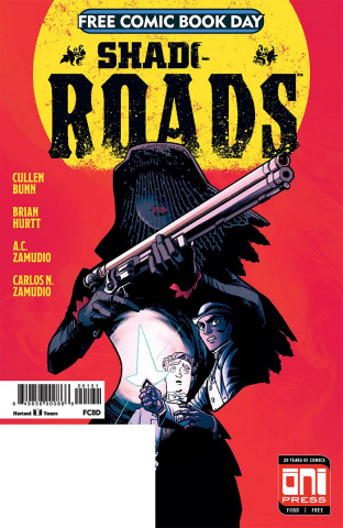 Shadow Roads #1 (FCBD 2018 Special)