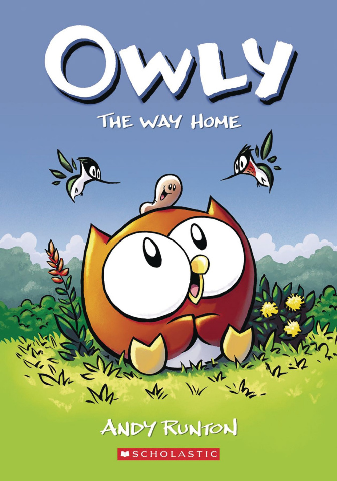 Owly Vol. 1: The Way Home (Color Edition)