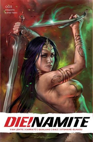 DIE!namite #3 (Parrillo Cover)