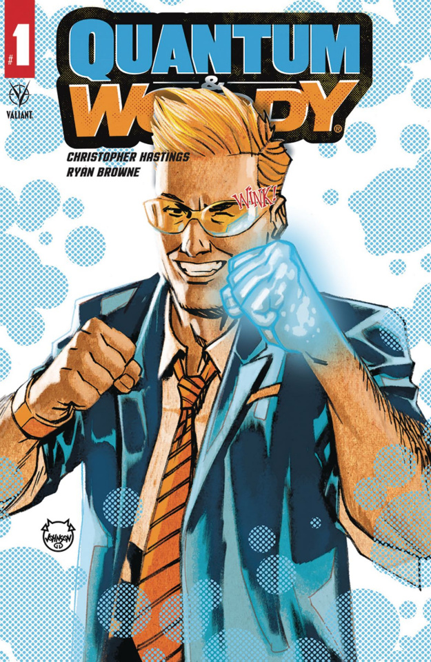 Quantum & Woody #1 (Johnson Cover)