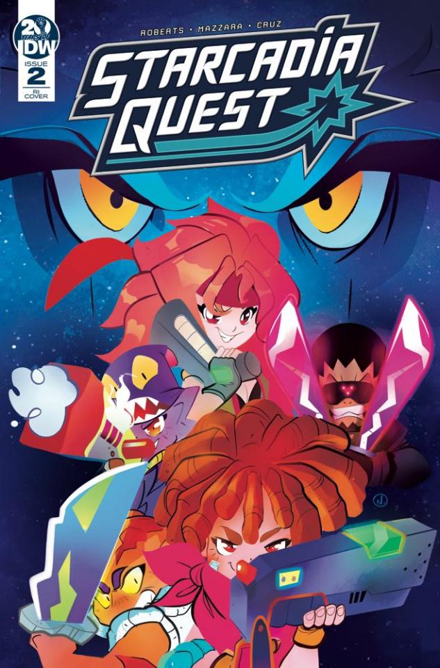 Starcadia Quest #2 (10 Copy Baldari Cover)