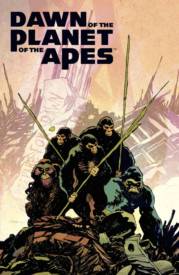Dawn of the Planet of the Apes #1